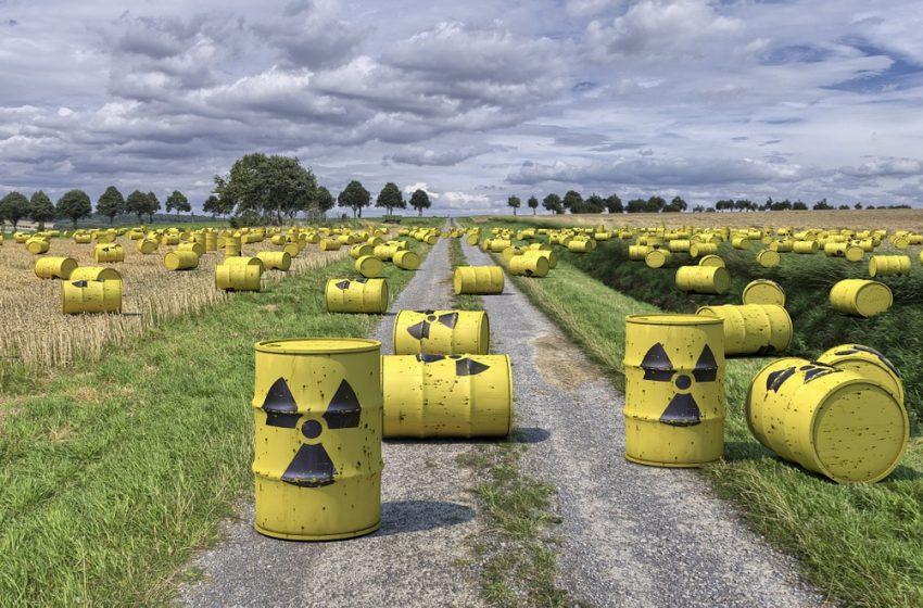 Rifiuti: aumentano le scorie nucleari. Allarme in Piemonte