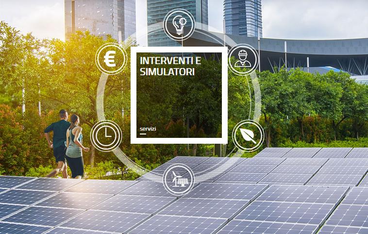 GSE: una nuova piattaforma di simulazione per interventi di efficienza energetica