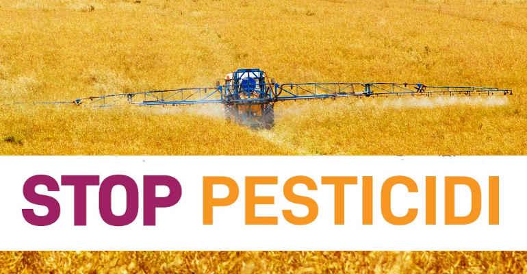 """""""Stop Pesticidi"""": il nuovo Rapporto di Legambiente"""