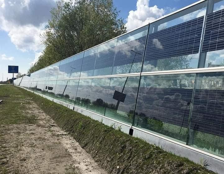 Fotovoltaico dal mondo: le autostrade olandesi nel segno delle rinnovabili