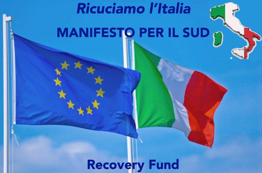 Ricucire l'Italia per un nuovo assetto Euro-Mediterraneo