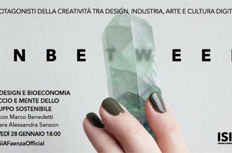 Ecodesign e bioeconomia: talk con Marco Benedetti