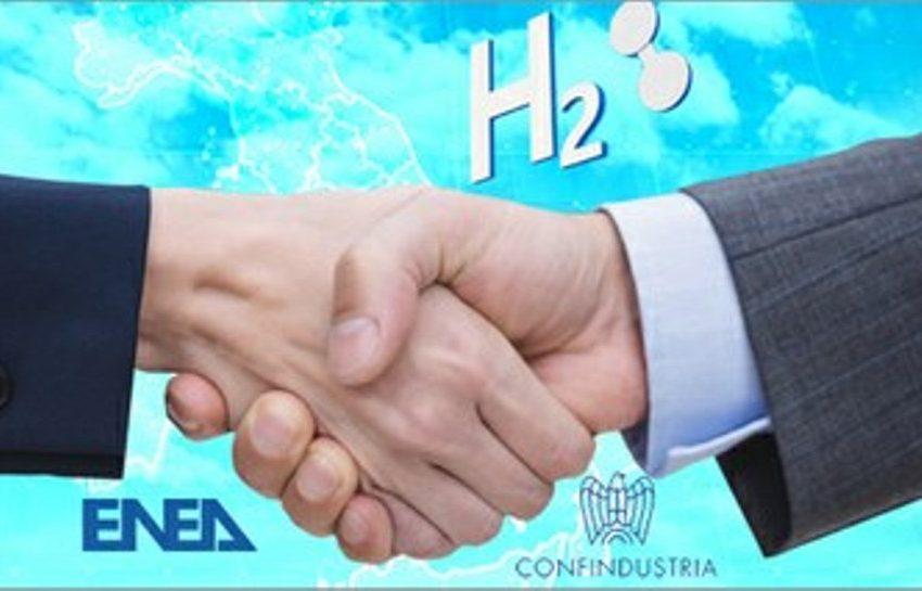 Patto nazionale per l'idrogeno: accordo Confindustria-ENEA
