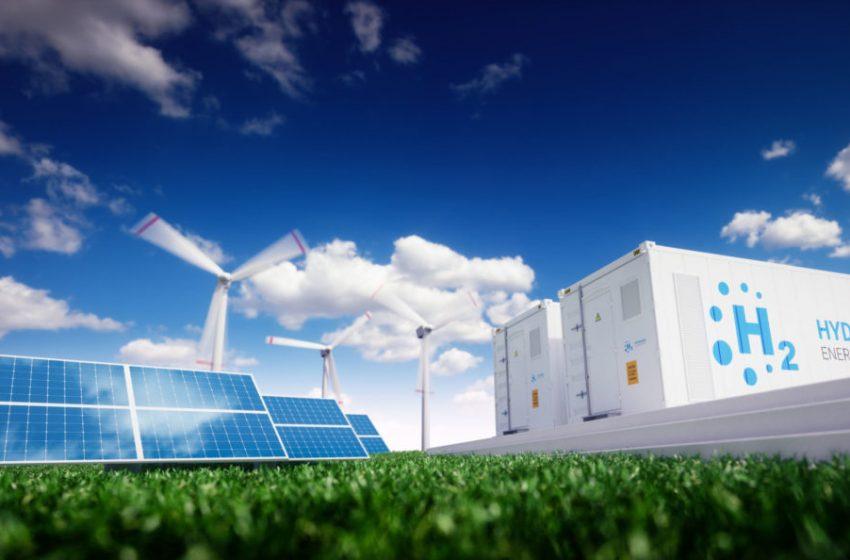 Fotovoltaico idrogeno e batterie: un nuovo grande impianto francese