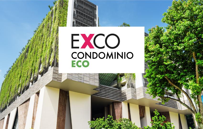 Inaugurazione Condominio Eco in EXCO