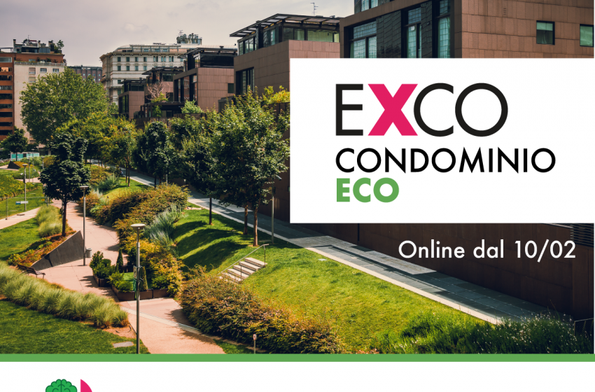 Condominio Eco: gli streaming di EXCO