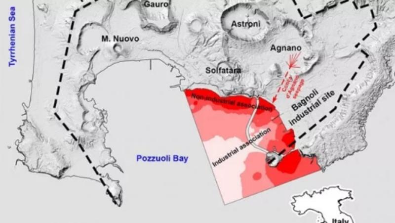 SIN di Bagnoli: nuova metodologia di analisi per i sedimenti marini