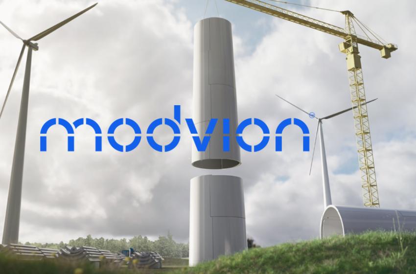 Impronta di carbonio dell'eolico: il legno per sostituire l'acciaio