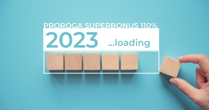 Milleproroghe, accolto odg per proroga superbonus fino al 2023