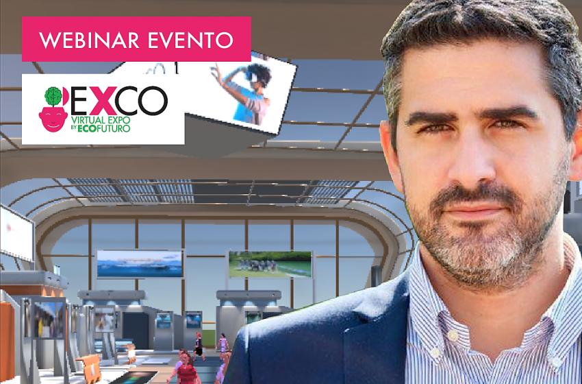 Webinar PM Service e visita guidata a EXCO con Riccardo Fraccaro