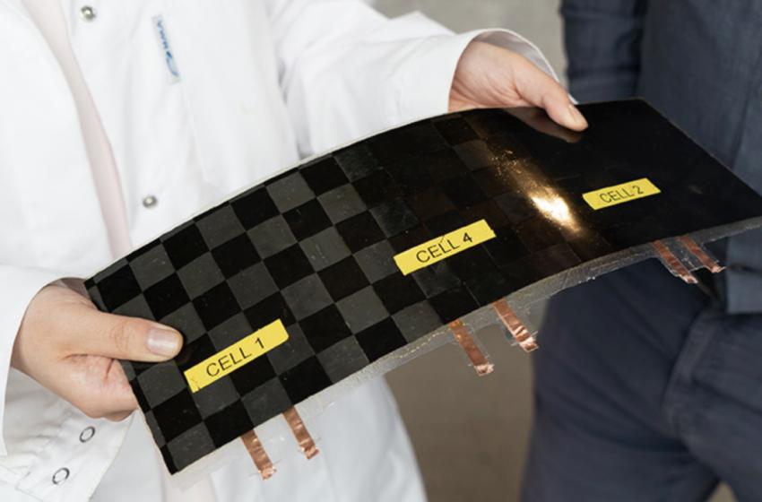 """Batterie strutturali: dalla fibra di carbonio l'accumulo """"senza massa"""""""