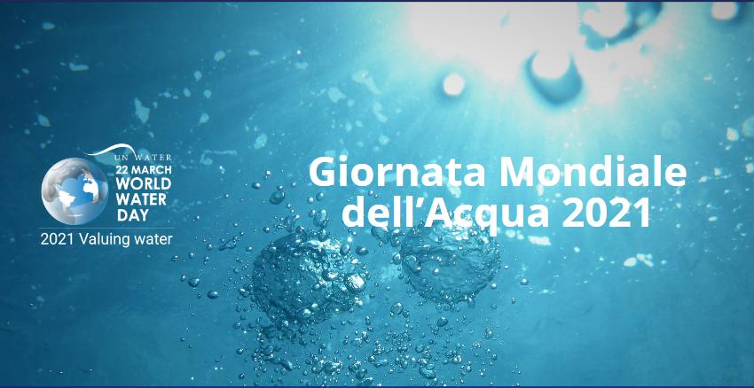 Giornata mondiale dell'acqua: Sidea la festeggia con i fatti !