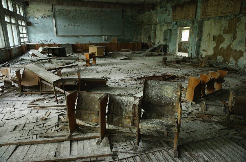Cernobyl mai più! a 35 anni dall'incubo nucleare