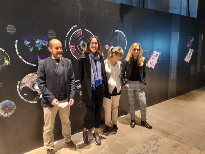 Cambiamenti climatici e resilienza: Copernicus diventa un'opera della Biennale di Venezia