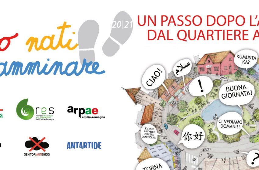 """""""Siamo nati per camminare"""": un progetto nelle scuole dell'Emilia-Romagna"""