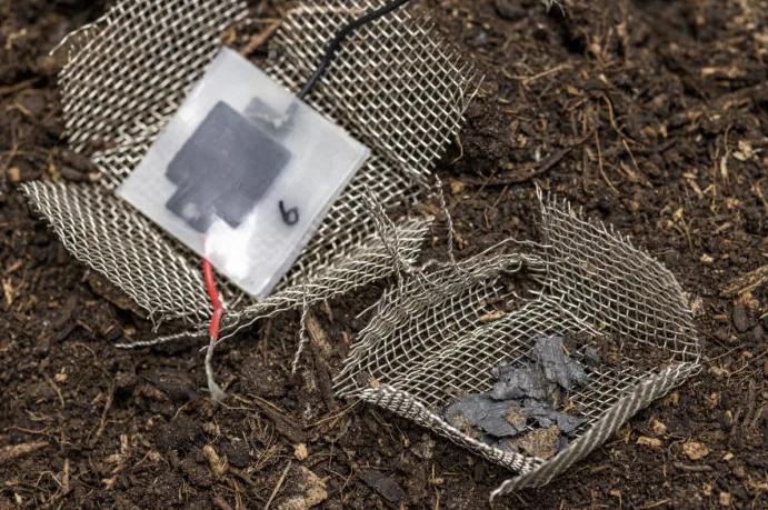 Accumulo energetico ed economia circolare: ecco il minicondensatore biodegradabile