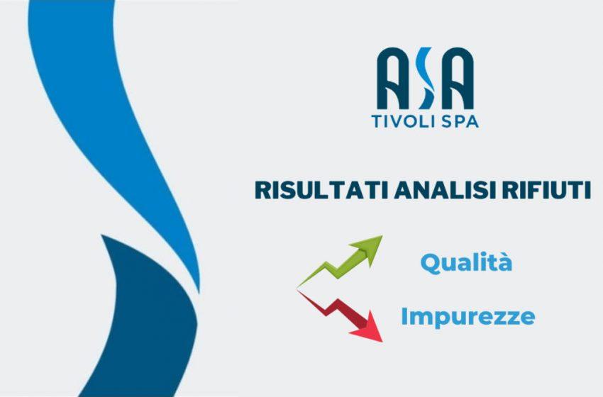 Riciclo rifiuti: l'approccio anche qualitativo di ASA Tivoli