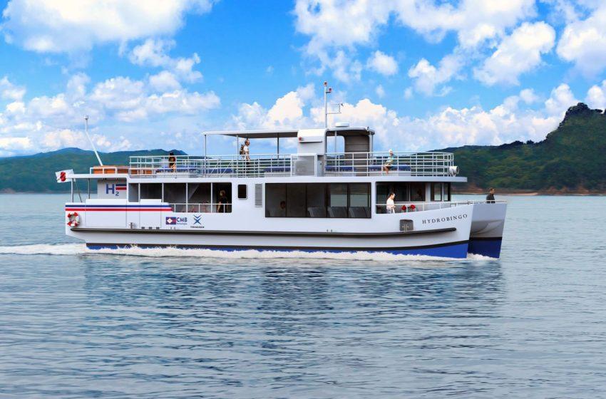 Navigazione pulita: un nuovo traghetto a idrogeno