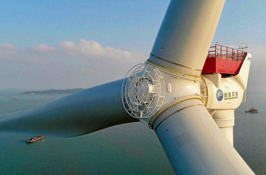 Eolico offshore: arriva la superturbina cinese da 16 MW