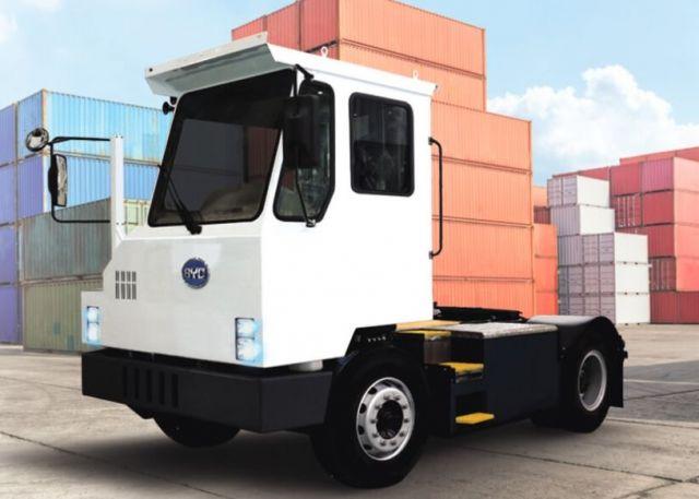 Mobilità delle merci: ecco il primo camion da cantiere elettrico