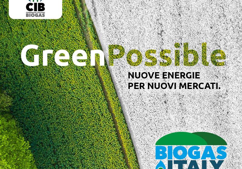 BIOGAS ITALY 2021: La filiera del Biogas e del Biometano per la transizione energetica ed agroecologica