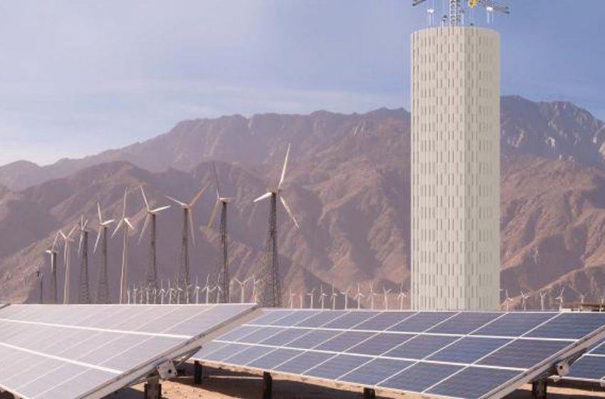 Energia eolica e stoccaggio unite nell'economia circolare