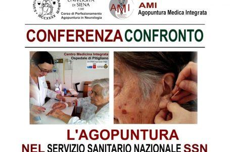 """""""L'agopuntura nel SSN"""": conferenza a Siena"""